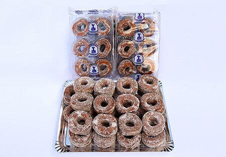 Dulces San Francisco - Rosco Frito de girasol